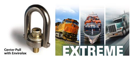 The Envirolox™ Protective Finish is a proprietary nickel based coating that helps to inhibit rusting and other environmental hazards from affecting Jergens Hoist Rings.